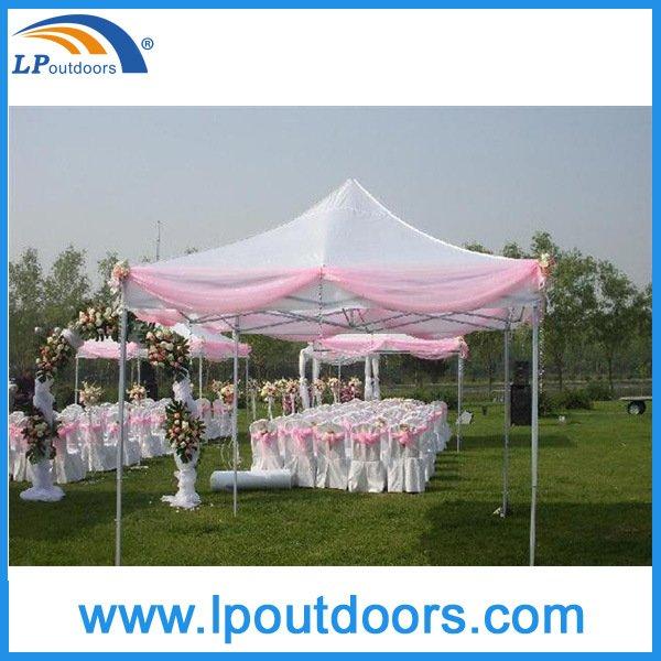 10x10 Aluminum Pvc Folding Tent From China Manufacturer