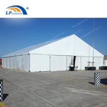 Large aluminum frame emergency medical tent for disaster
