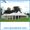 Large Mixed-Structure Combination Marquee Tent