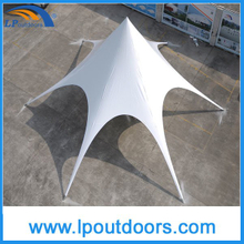 12m Outdoor White PVC Spider Canopy Star Shade Tent for Sale