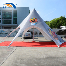 China Manufacture Customized 10m Advertising Display Star Tent for Party Rental