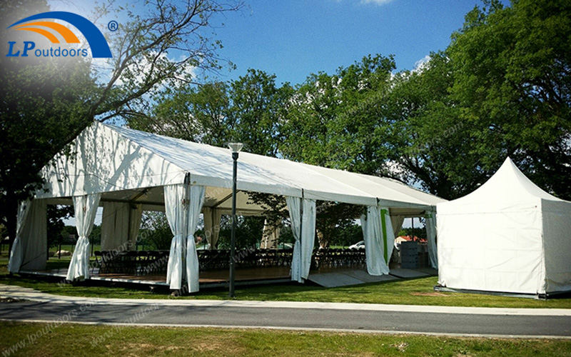 Small Alumium Party Tent For Outdoor Restaurant