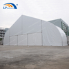 Aluminum temporary structure curved circus tent for entertainment
