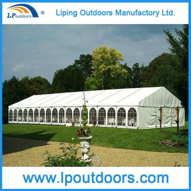 15X30m Outdoor White Wedding Party Event Marquee Tent