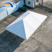 6×9m Outdoor Aluminum Hip End Roof Frame Tent for Celebration Party Show