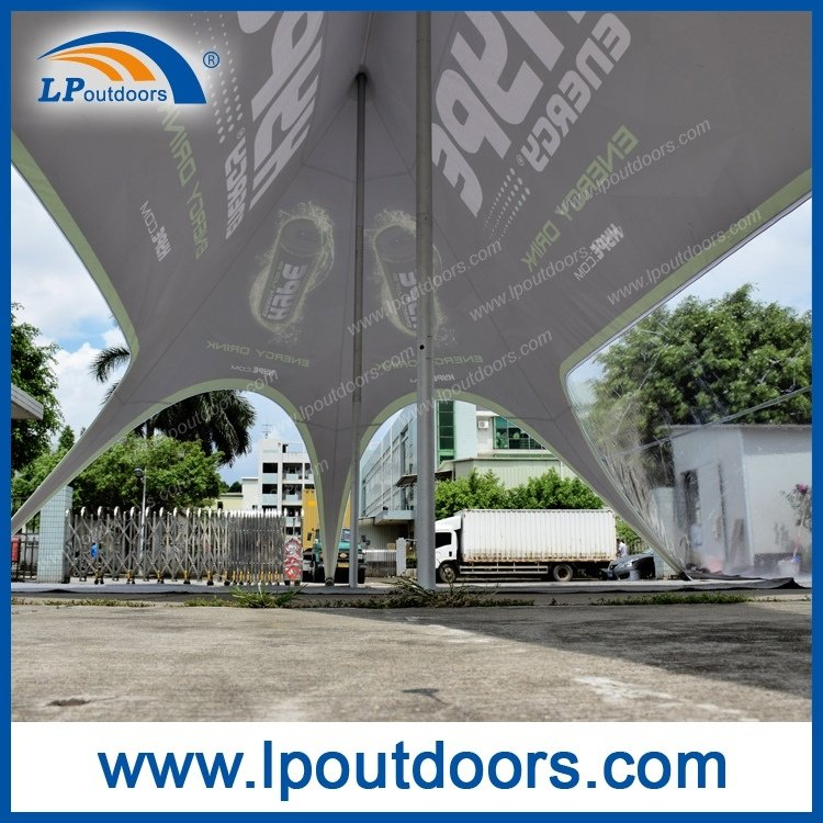 10X14m Outdoor Customs Printing Imprinted Advertising Tent