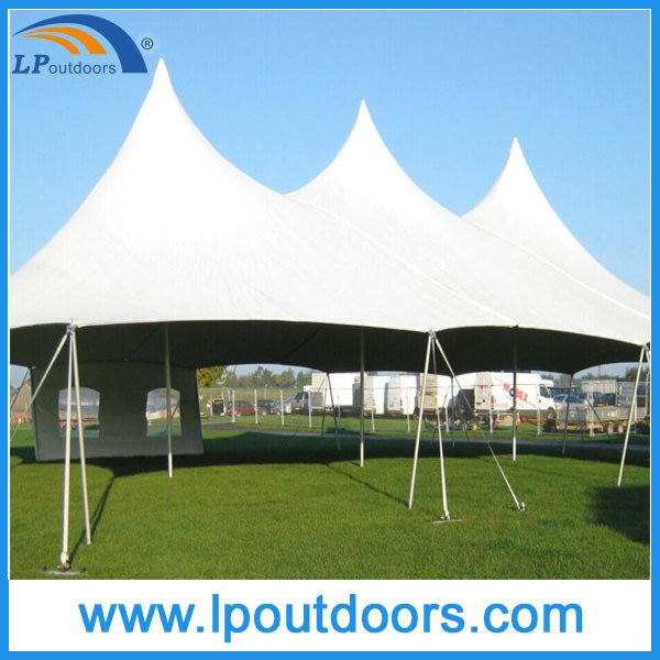 Cheap Steel Pole Party Tent For Event From China