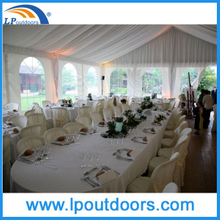 Luxury Mixed Tent for Outdoor Event with Lining
