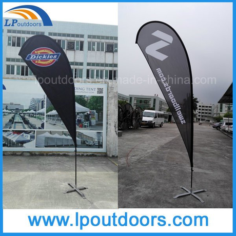 Promotion Advertising Flags and Banners Flying for Outdoor Display