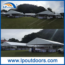 10m Outdoor Luxury Aluminum Frame Marquee Party Tent for 500 People Event
