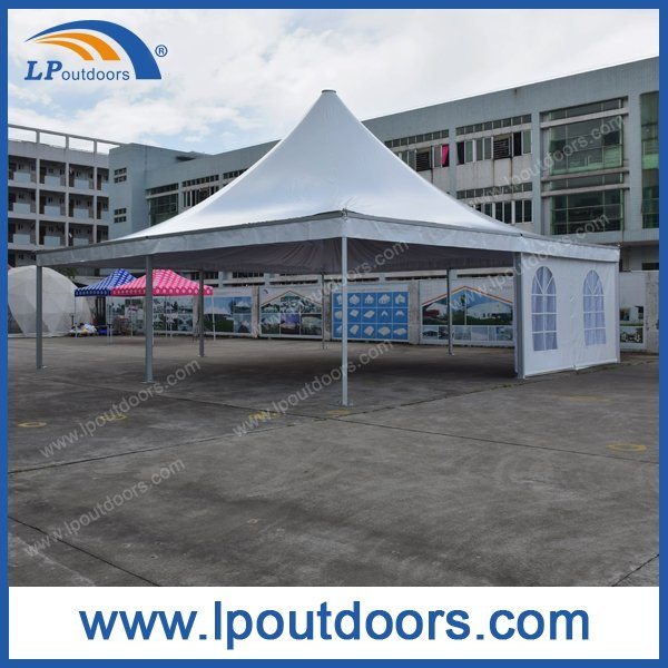 10m Outdoor Arabian luxury High Peak Marquee Tent