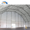 Polygon style aluminum temporary structure building for horse race