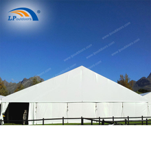 Ourdoor A frame tent temporary industrial building for logistics warehouse