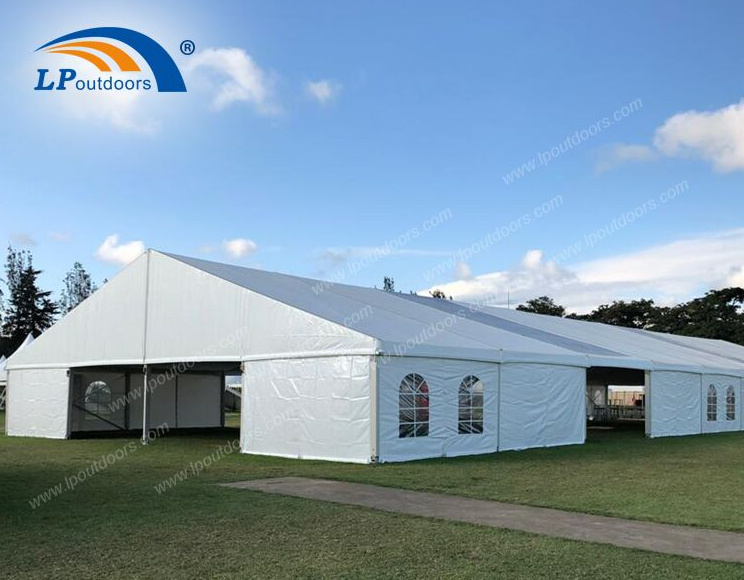 20x60m Aluminum frame temporary medical tent for hospital isolation