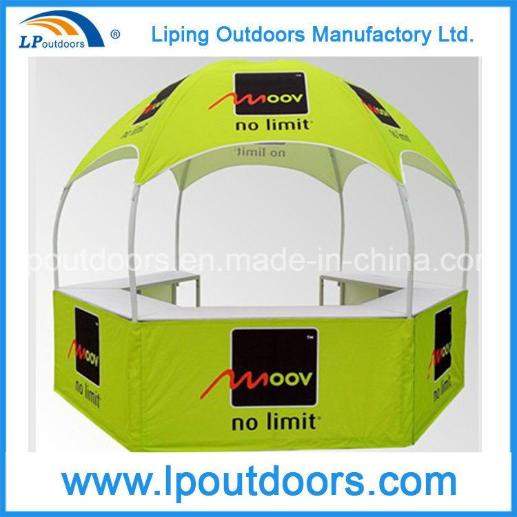 Dia 3m or 10' Outdoor Heat Transfer LOGO Booth Tent