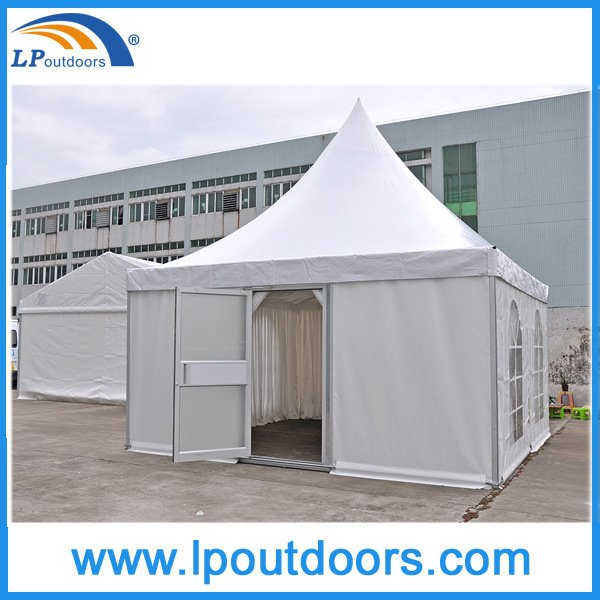 Outdoor Luxury Lining Glass Pavilion