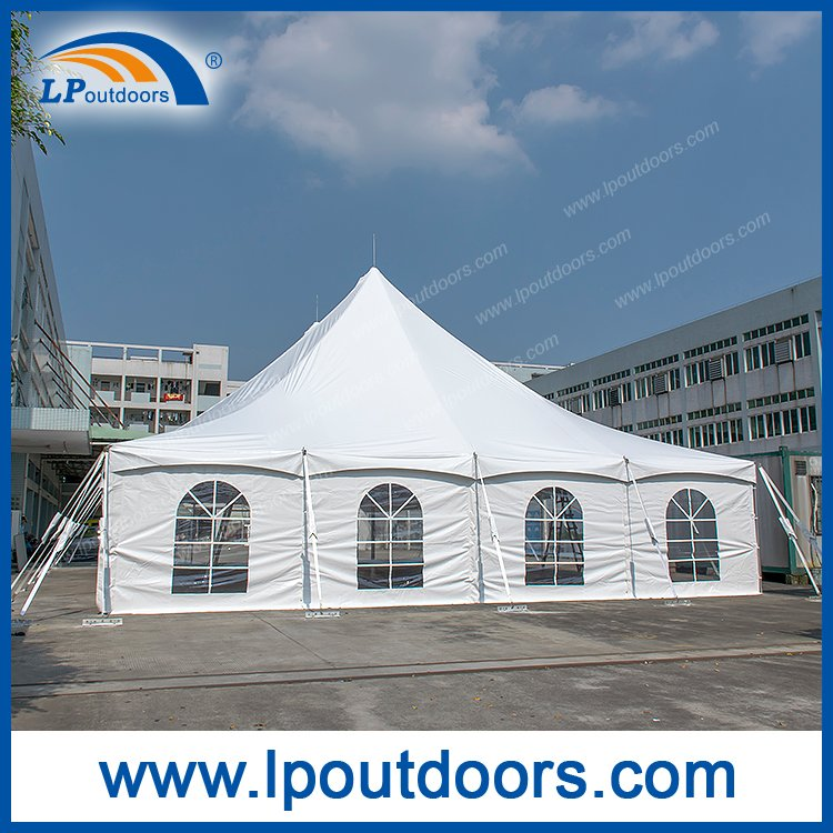 New Launch 12X30m Century Pole Party Wedding Marquee Tent