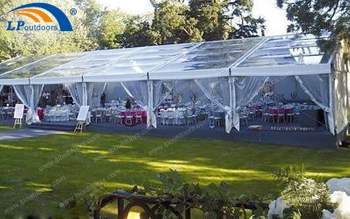 Large Transparent Wedding Tent Will Be Better