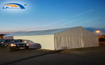 LP Outdoors Provided High-quality Commercial Disaster Tent for Medical Isolation