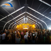 25x60m Sports tent temporary stadium building for musical festival event